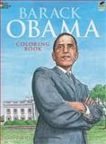 Barack Obama Coloring Book, Gary Zaboly, 0486473201