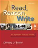 Read, Reason, Write - book Alone, Seyler, Dorothy U., 0073533203
