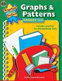 Graphs and Patterns, Grades 1-2, Teacher Created Resources Staff, 0743933206