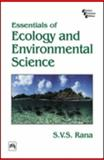 Essentials of Ecology and Environmental Science, Rana, S. V. S., 8120323203