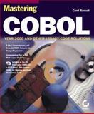 Mastering Cobol, Baroudi, Carol, 078212321X