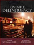 Juvenile Delinquency, Books a la Carte Plus MyCrimeLab CourseCompass, Schmalleger and Schmalleger, Frank J., 0205553214