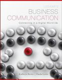 Lesikar's Business Communication : Connecting in a Digital World, Rentz, Kathryn and Flatley, 0073403210