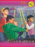 Esl Support Book Horizons, Harcourt School Publishers Staff, 0153383216