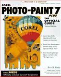 Corel Photo-Paint 7 Plus, David Huss, 0078823218
