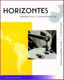 Horizontes : Gramática y Conversación, Gilman, Graciela Ascarrunz and Bijuesca, K. Josu, 0470003219