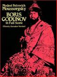 Boris Godunov in Full Score, Modest P. Moussorgsky, 048625321X