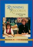 Running Records : A Self-Tutoring Guide, Tannenbaum, Judith, 157110321X