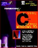 Foundations of Visual C++ Programming for Windows 95, Yao, Paul, 1568843216