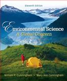 Environmental Science : A Global Concern, Cunningham, William P. and Cunningham, Mary Ann, 007338321X