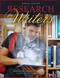 Research for Writers 2nd Edition