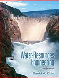 Water-Resources Engineering, Chin, David A., 0132833212