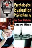 Psychological Evaluation in Psychotherapy 9780202363219