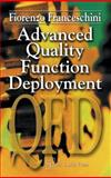 Advanced Quality Function Deployment, Franceschini, Fiorenzo, 1574443216