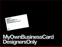 My Own Business Card, Praquin, Marc, 8492643218