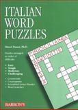 Italian Word Puzzles, Marcel Danesi, 0764133225