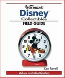 Warman's Disney Collectibles Field Guide, Ken Farrell, 0896893227