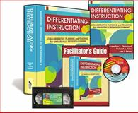 Differentiating Instruction : A Multimedia Kit for Professional Development, Thousand, Jacqueline S. and Villa, Richard A., 1412953227