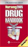 Nursing2005 Drug Handbook, Springhouse Publishing Company Staff, 158255322X