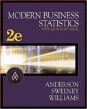 Modern Business Statistics 9780324233223