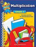 Multiplication, Grade 4, Teacher Created Resources Staff, 0743933222