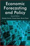 Economic Forecasting and Policy, Tissot, Bruno and Carnot, Nicolas, 0230243223