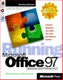 Running Microsoft Office 97, Halvorson, Michael, 1572313226