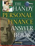 The Handy Personal Finance Answer Book, Paul A. Tucci, 1578593220
