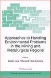 Approaches to Handling Environmental Problems in the Mining and Metallurgical Regions, , 1402013221