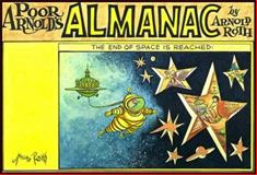 Poor Arnold's Almanac, Arnold Roth, 1560973226