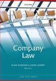Company Law, Dignam, Alan and Lowry, John, 0199643229