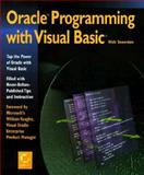 Oracle for Visual Basic Developers, Snowdown, Nick, 0782123228