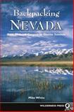 Backpacking Nevada, Mike White, 0899973221