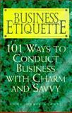 Business Etiquette 9781564143228