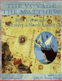The Voyage of the Matthew, Peter Firstbrook, 0912333227