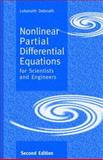 Nonlinear Partial Differential Equations for Scientists and Engineers, Debnath, Lokenath, 0817643230