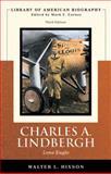 Charles A. Lindbergh : Lone Eagle, Hixson, Walter L., 0321093232