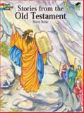 Stories from the Old Testament, Marty Noble, 0486413233