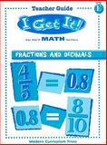 Fractions and Decimals, Pearson Education, 0765213230