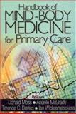Handbook of Mind-Body Medicine for Primary Care, , 0761923233