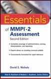 MMPI-2 Assessment, Nichols, David S., 0470923237