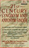 21st Century Synonym and Antonym Finder, Barbara Ann Kipfer, 0440213231