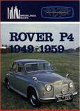Rover P4, 1949-59, R. M. Clarke, 0907073239