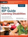 Nolo's IEP Guide, Lawrence Siegel, 141331323X