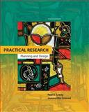 Practical Research : Planning and Design, Leedy, Paul D. and Ormrod, Jeanne Ellis, 0132693240