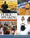 Public Speaking, Zarefsky, David, 0205943241