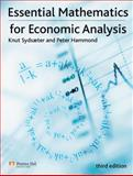 Essential Mathematics for Economic Analysis, Sydsaeter, Knut and Hammond, Peter, 0273713248