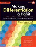 Making Differentiation a Habit, Diane Heacox, 1575423243