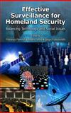 Effective Surveillance for Homeland Security, , 1439883246