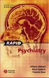 Rapid Psychiatry, Hibbert, Allison and Godwin, Alice, 1405113243